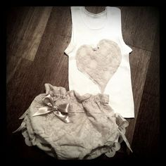 Vintage Ruffle on FB makes these GORGEOUS outfits. <3  so cute!!