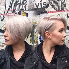 Pixie Hairstyles with Bangs 2017