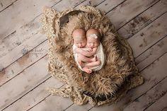 """Brown Faux Flokati, Tan Flokati Fur Blanket, Newborn Baby Boy Photography Prop, Artificial Fur Blanket Photo Prop, BASKET STUFFER SAND Dune"""