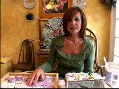 How to Make Mosaic Art : How to Arrange Mosaic Pieces Into a Design