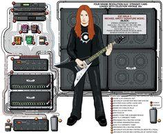 Michael Amott – Arch Enemy – 2006 | Guitar.com