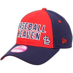 Women s St. Louis Cardinals PINK by Victoria s Secret Red Royal Cheeky Team  9TWENTY Snapback Adjustable Hat 0fc3cdbf29fb