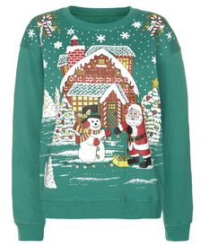 Christmas Jumpers - via MyDaily Primark