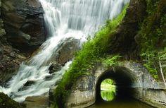 Parc des Chutes d'Armagh - Armagh - Bellechasse  - Chaudière-Appalaches - Québec - Canada