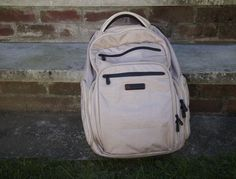 A review of ECBC Hercules Laptop Backpack by TheTravelGearReviews.com!  #backpack #travel