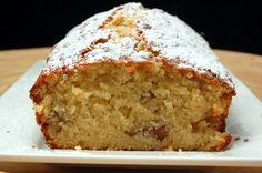 Cake met pastinaak
