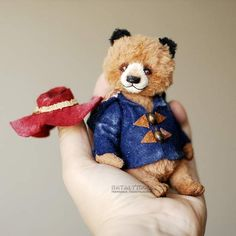 mini Paddington By NatalyTools - Bear Pile