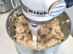 The Secret To Perfect Shredded Chicken In Seconds! | One Good Thing by Jillee