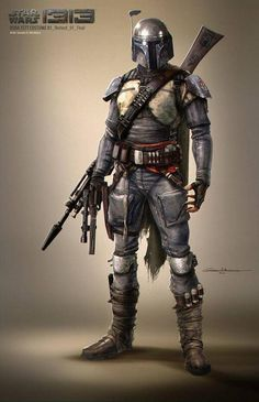 Boba Fett: Star Wars 1313