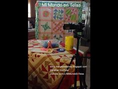 Quilting 3ra parte - YouTube