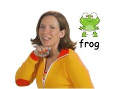 ▶ FROG in sign language (ASL) - YouTube