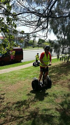 Touring the Southport Spit Segway by the Seaway Gold Coast