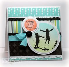 Sweet days of Summer ; Spellbinders Nest. Classic circles