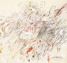 Top 10 Cy Twombly Facts & Quotes | AnOther