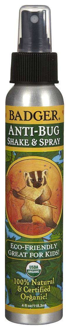 Badger Balm Anti-Bug Spray - 4 oz - Best Price