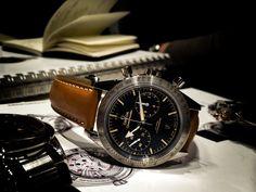 Sartoria & Co — New Speedmaster 57′ at Baselworld 2015… I love...