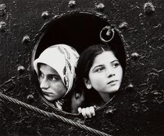Mary Ellen Mark. Turkish Immigrants. 1965