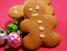 Make and share this Gingerbread Men Cookies recipe from Food.com.