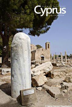 Sites & Monuments http://chooseyourcyprus.com/en/destinations/paphos-district.htmll