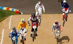 BMX-pyöräily järjestettiin ensimmäisen kerran Pekingin kesäolympialaisissa vuonna 2008. Se oli mukana kisaohjelmassa 2012 ja se on myös mukana tulevissa kesäolympialaisissa.