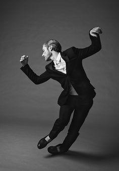 Let's Dance by Roger Deckker
