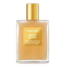 The best beauty oil: Tom Ford Soleil Blanc Shimmering Body Oil