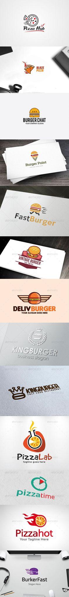 400+ Food Logo Templates ideas