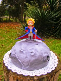 Petit prince cake Little Prince Party, The Little Prince, Torta Baby Shower, Fondant, Prince Cake, Colorful Birthday Party, Just Cakes, Ideas Para Fiestas, Cold Porcelain