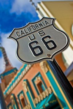 Pin 2: My dream road trip destination: the end of Route 66 (we would be starting in Chicago after all!!) #EsuranceDreamRoadTrip