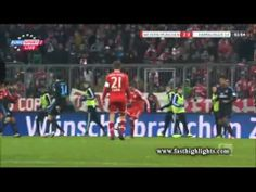 Bayern Munich 3 -- 1 Hamburger SV  Highlights