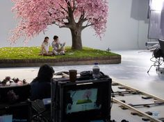 Line production by Benetone Films. For more of our behind the scene pictures, go on to http://on.fb.me/ZVNSNj