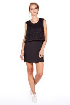 Vendita PartyIRL / 21658 / #CollectionIRL / Abiti / Swinging dress Nero