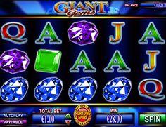 Ігровий автомат Giant Gems в казино Вулкан  Обов'язково почніть грати онлайн в Giant Gems в казино Вулкан, якщо є любителем класичних гральних автоматів. Тут вас чекає регулярний виграш реальних грошей і прості правила гри. Тема цього апарату присвячена різним коштовних каменів, які точно порадують щедрими виплатами. Logos, A Logo