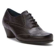 Amazon.com: Durea Women's Caroline Cushion Lace Up Fashion Oxfords: Shoes