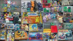 De magnifiques petits bijoux les amis  Consoles nintendo 64, game cube ,NEOGEOCDZ, dreamcast, game boy, game gear. Accessoires: manettes de game cube de toutes les couleurs, de playstation 2 Jeux: sur toutes plateformes, nintendo 64, game cube, dreamcast, game boy, gbc, etc Et GROS COUP DE COEUR, pour les peluches POKEMON !! JUSTE TROP BELLE   Tout cela bientôt en vente sur le site (https://vintagevideogame.fr/) et aussi sur notre stand du RGS ! #amesome #retrogaming #pokemon