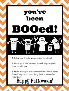 you've been booed