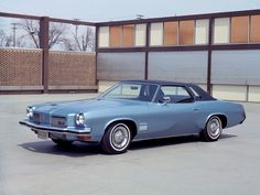 1973 Oldsmobile Cutlass Supreme. My first new car, except I had Olds factory mag wheels.