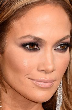 jennifer lopez golden globes 2015 makeuo - Google Search