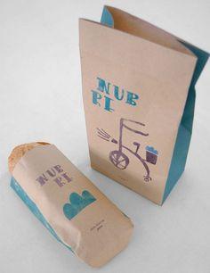 Diseño: Marie Claude Biron | Cliente: Mie Tierra Nubre Bread