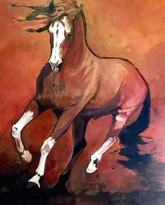 Peggy Judy – Painted Pirouette