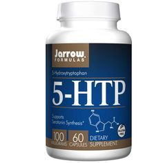 Jarrow Formulas, 5-HTP, 100 mg, 60 Capsules New to iHerb? Use coupon code NWB338