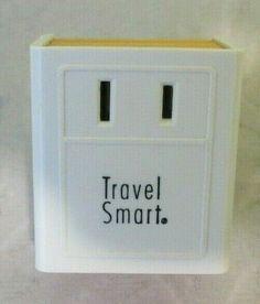 Pin On Travel Smart 50 To 1600 Watt Converter Adapter Usa