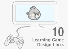 10 Great Learning Game Design Links by Upsidelearning
