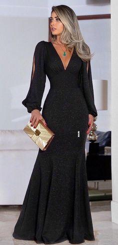 Fashion Nova Tuxedo Dress Fashion Show Dress Drop Hot Elegant Outfit, Elegant Dresses, Pretty Dresses, Beautiful Dresses, Formal Dresses, Mode Outfits, Dress Outfits, Fashion Dresses, Dress Up