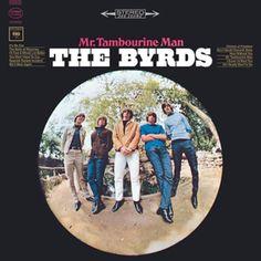 The Byrds, Mr. Tambourine Man. Rock Album Covers, Classic Album Covers, Music Album Covers, Music Albums, Rock And Roll, Rock & Pop, Mr Tambourine Man, Classic Rock Albums, Musica Disco