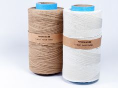 Whole Bobbin Medium Paper Twine by PaperPhine
