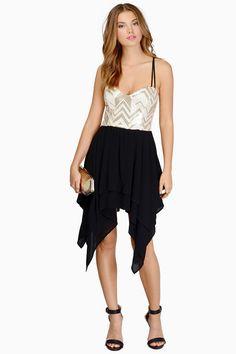 Sophisticated Sparkle Dress