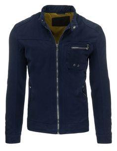 Pánská jarní bunda - Ferdinand, modrá Ferdinand, Athletic, Zip, Jackets, Fashion, Moda Masculina, Men's, Down Jackets, Moda