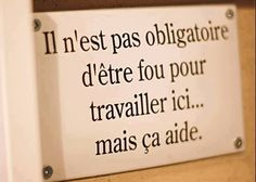 humor at work quotes * humor at work + humor at work hilarious + humor at work quotes + work humor + workout humor + workplace humor + social work humor + back to work humor French Words, French Quotes, Quote Citation, Lol, Sweet Words, Work Quotes, Decir No, Quotations, Funny Quotes