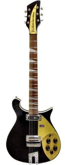 Rickenbacker 660 Jetglo #rickenbacker #guitar
